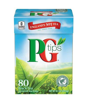 PG Tips Tea Bags 80 count