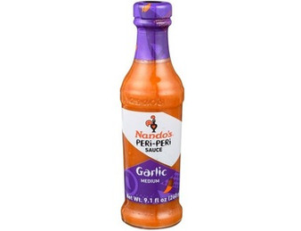 Nandos Peri-Peri Sauce Garlic Medium