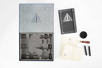 Harry Potter The Deathly Hallows Deluxe Staionery Set