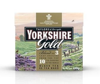 Yorkshire Gold 80 Tea Bags