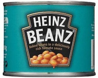 Heinz Baked Beanz small tin