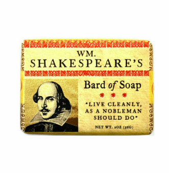 W M Shakespeare's Bard of Soap