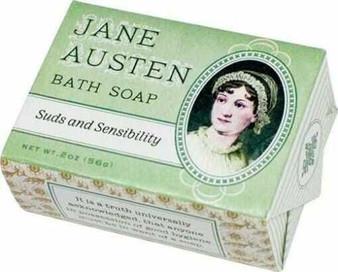 Jane Austen Bath Soap