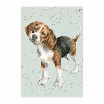 Card, A Dogs Life..... Beagle