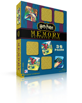 Gifts, Harry Potter Memory Match Game.