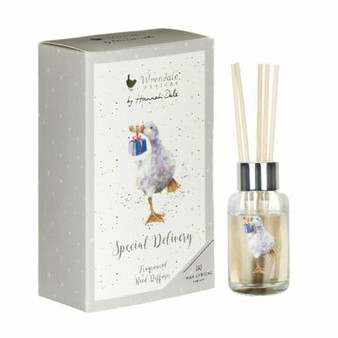 Gift Wrendale Special Delivery Reed Diffuser