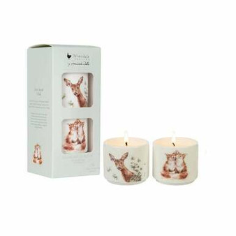 Gift Wrendale Woodland 2 Candles