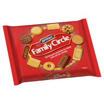 Biscuits McVitie's Family Circle Small packet