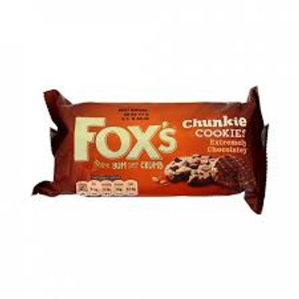 Fox's Chunkie Coolies Extremely Chocolatey