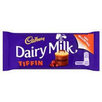 Cadbury Dairy Milk Tiffin Bar