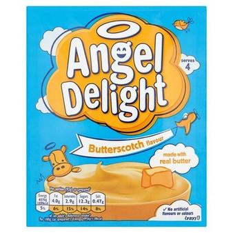 Angel Delight Butterscotch Flavor