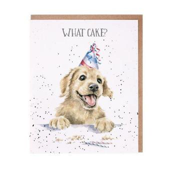 What Cake Card aoc163