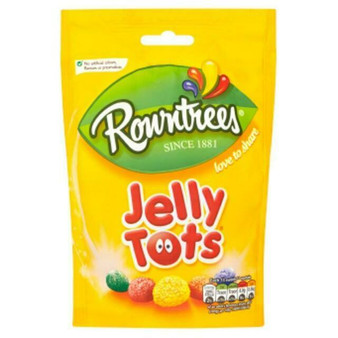Rowntrees Jelly Tot Hanging Bag