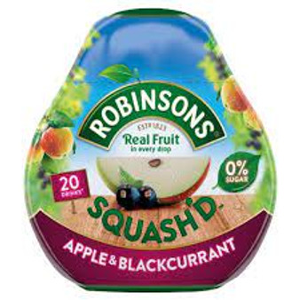 Robinsons Squash'D Apple & Blackcurrant