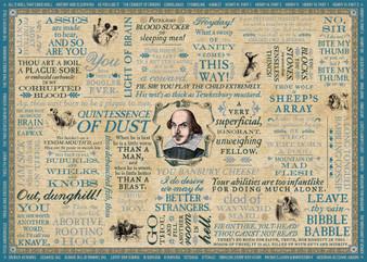 Shakespearean Insults Jigsaw