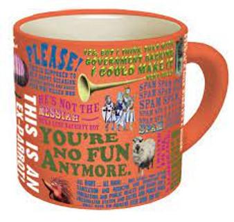 Monty Python Flying Circus Mug