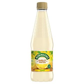Barley Lemon Water