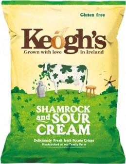 Keoghs Shamrock and Sour Cream