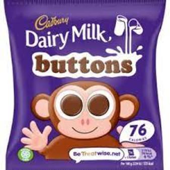 Cadbury Buttons 14g