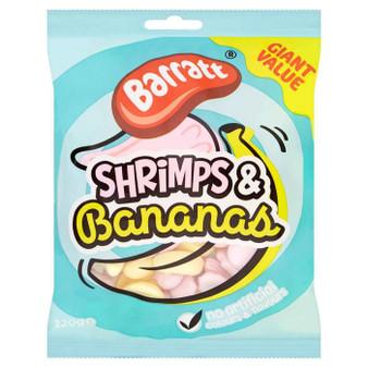 Shrimps & Bananas Sweets