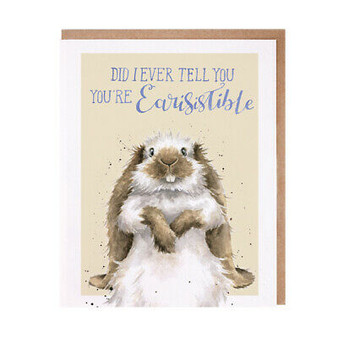 Wrendale Did I Ever Tell You You're Earisistible Card