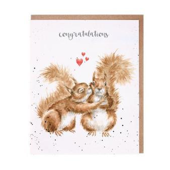 Wrendale Congratulations Card