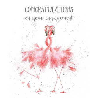 Wrendale Congratulations on your Engagement Card