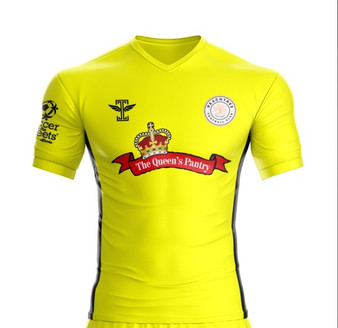 Peachtree FC Goalkeeper Home Jersey