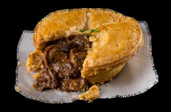 Pouch Steak & Mushroom Pie