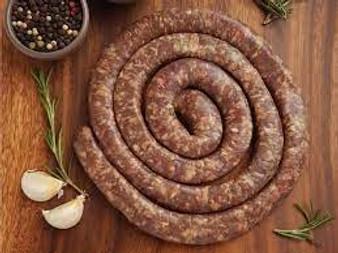 Boerewors Beef & Pork Sausage