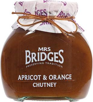 Mrs Bridges Apricot & Orange Chutney