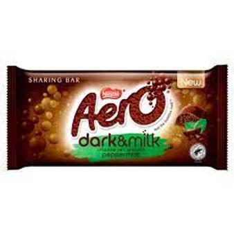 Aero Dark & Milk Peppermint Sharing Bar