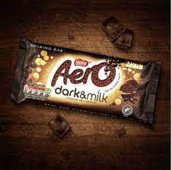 Aero Dark Milk Sharing Bar