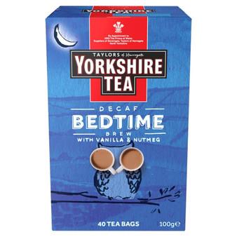 Yorkshire Tea Decaf Bedtime