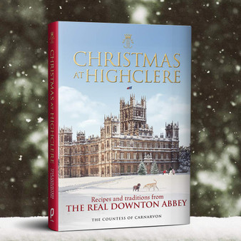 Christmas at Highclere Book