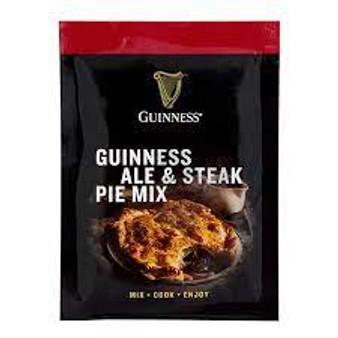 Guinness Ale & Steak Pie Mix