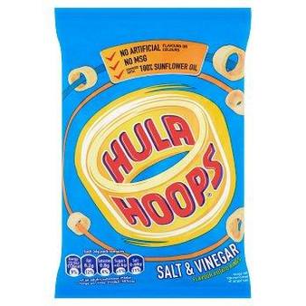 KP Hula Hoops Salt and Vinegar