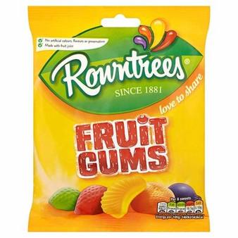 Rowntrees Fruit Gum Bags