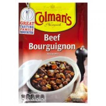 Colman's Beef Bourguignon Mix