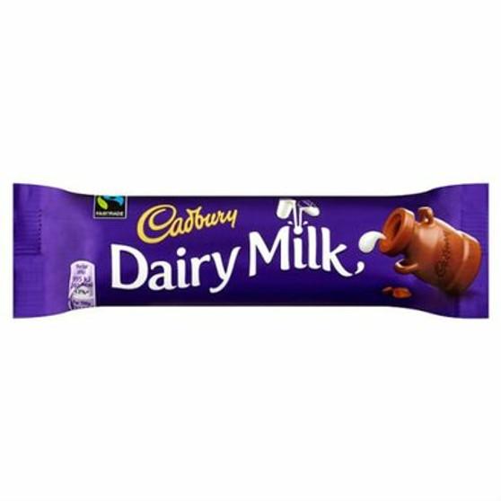 Dairy Milk Standard Bar