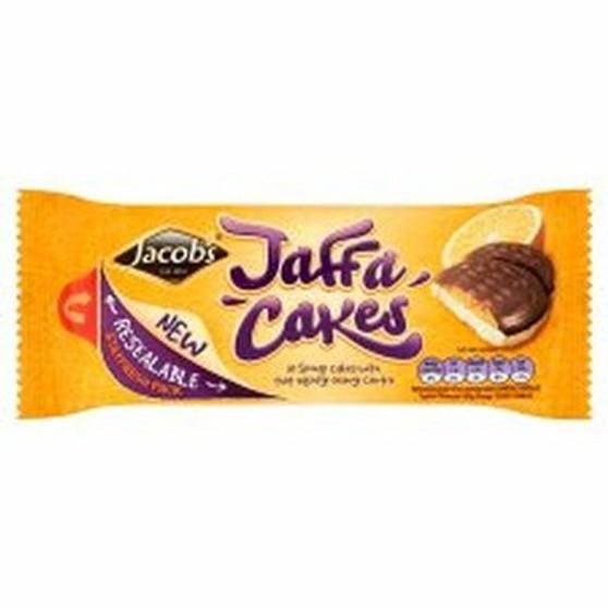 Jacobs Jaffa Cakes