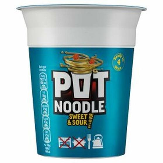 Pot Noodle Sweet & Sour