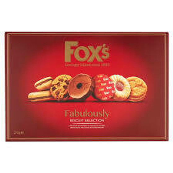 Biscuits, Fox's Fabulously Biscuit Selection