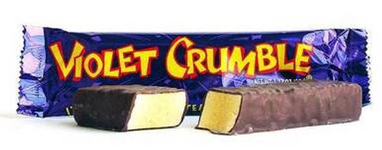 Violet Crumble Bar