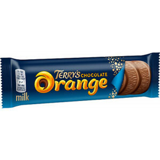 Terrys Orange Single Bar