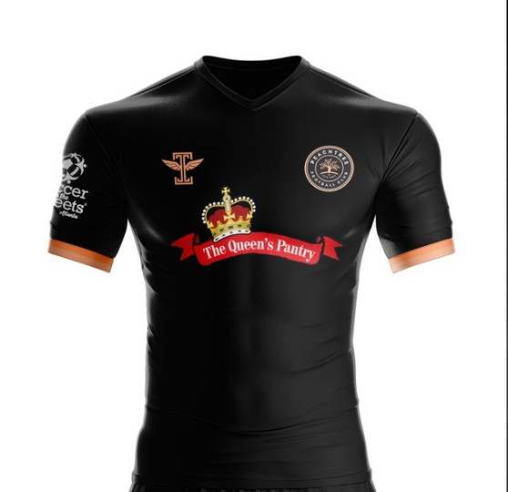 Peachtree FC Home Jersey