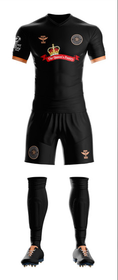 Peachtree FC Home Kit
