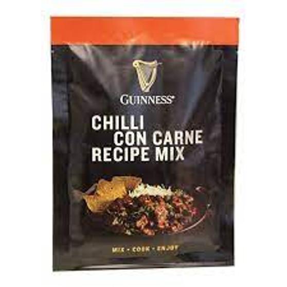 Guinness Chilli Con Carne Recipe Mix