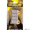 Golden Brake Pad Set, (R), Honda CB1300SF, Yamaha MT-07
