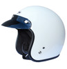 FFM Jetpro 2 Low Rider - Open Face Helmet - White